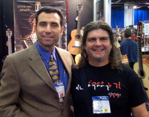 Flamenco Guitarist Bob Folse & Eduardo