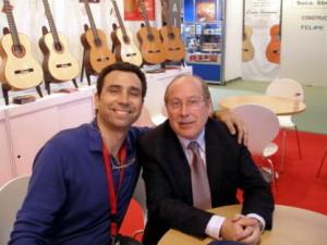 Eduardo & Jaime Julia, Paco castillo Guitars