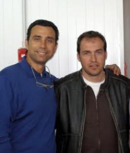 Prudencio Saez Jr, & Eduardo, Valencia Spain