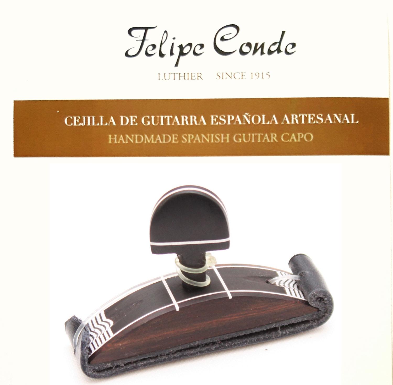 Felipe Conde Cejilla Capo Bk/w