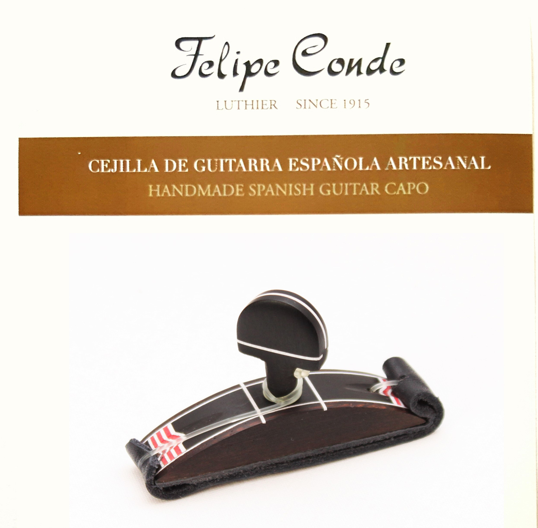 Felipe Conde Cejilla Capo bk/rd