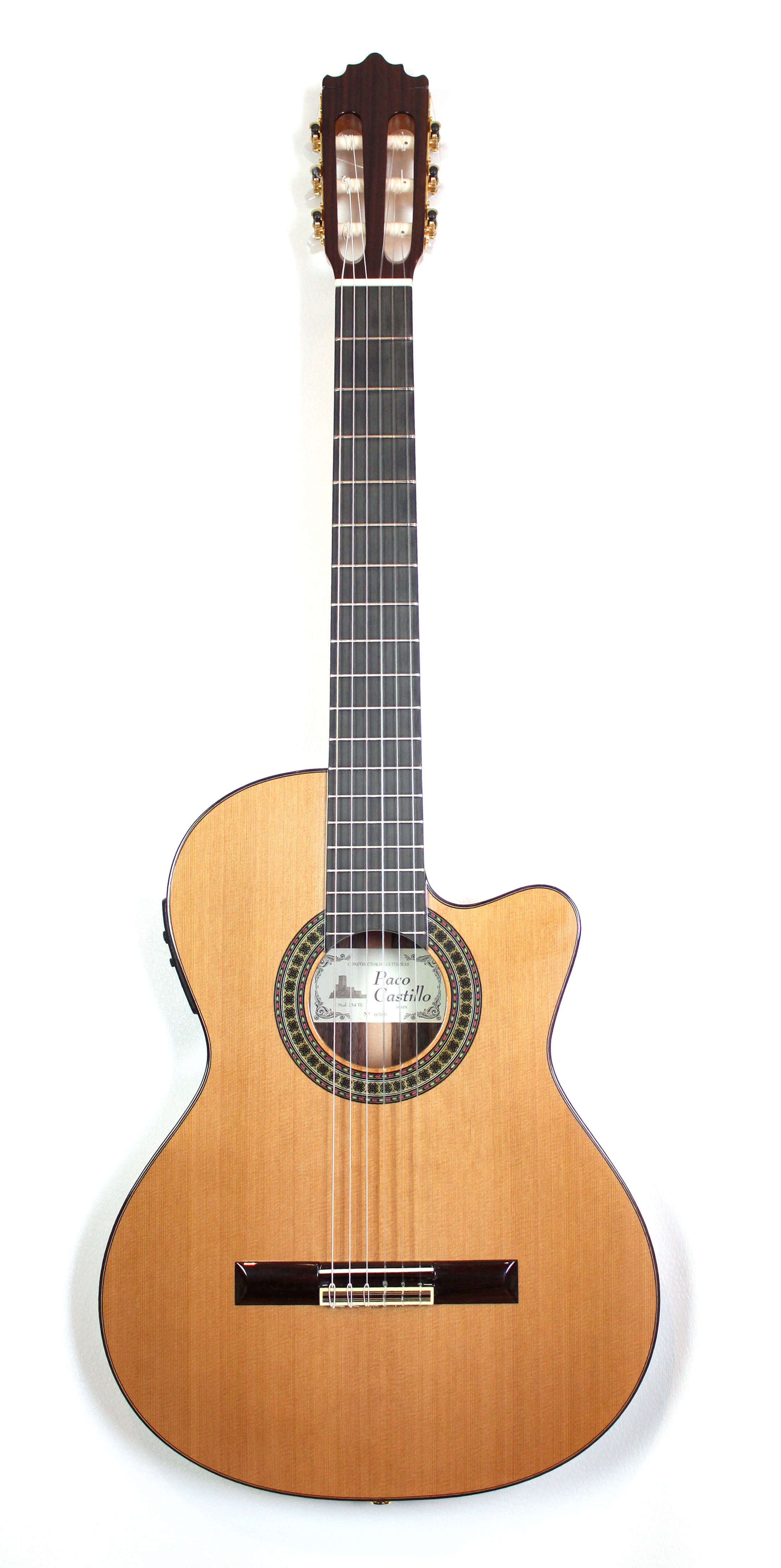 Paco Castillo TCE Rosewood