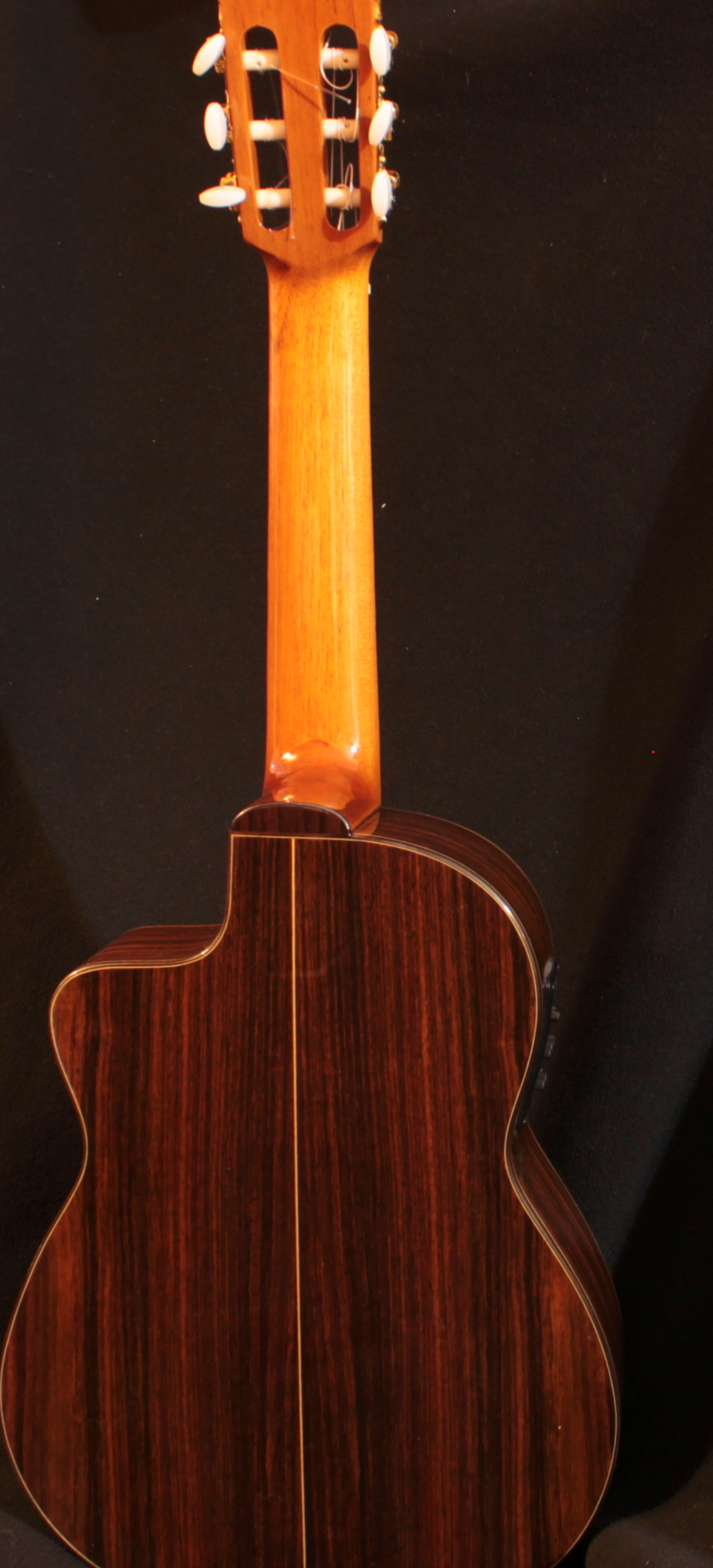 p saez requinto 201ce rosewood guitars from spain. Black Bedroom Furniture Sets. Home Design Ideas