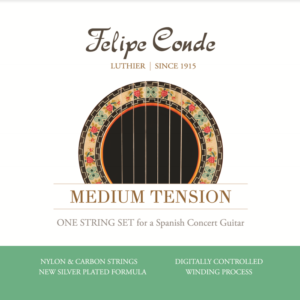 Conde strings green new
