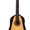 Universal Guitar Protector, shown with the Prudencio Saez Flamenco Negra