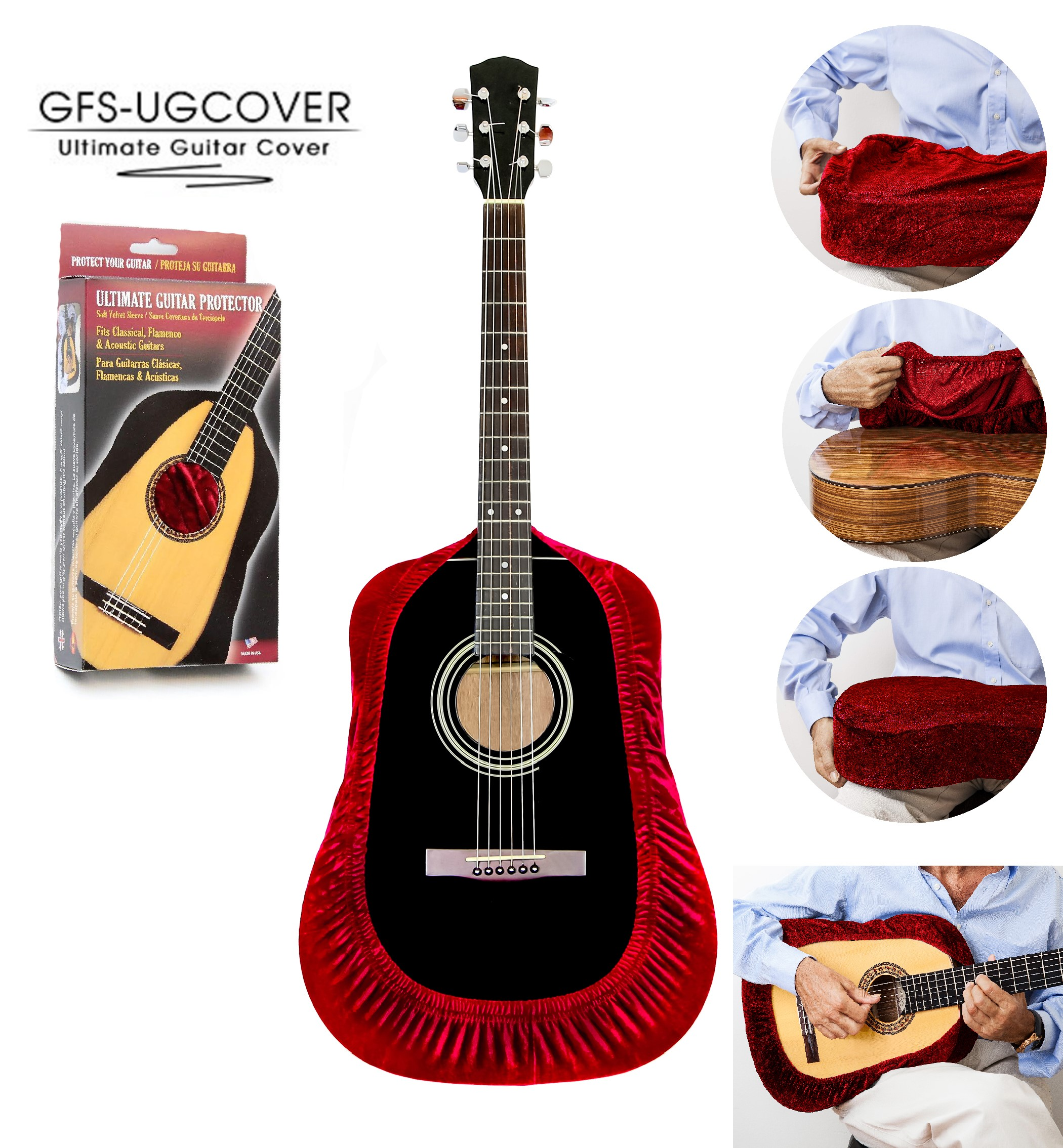 Ultimate Guitar Protector AC W