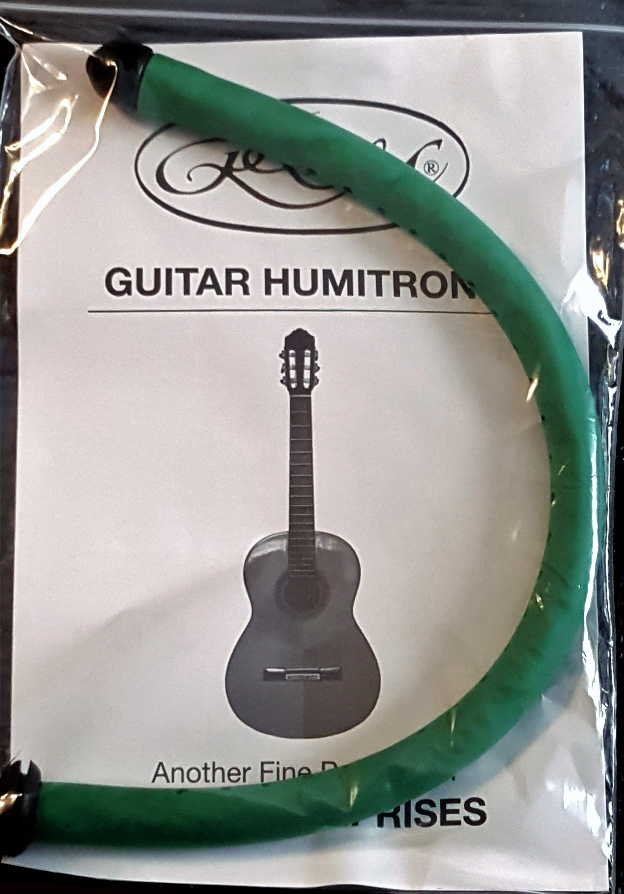 Humitron Humidifier for Flamenco & Classical Guitar