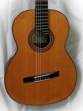 Milagro JP1/ C  Fanned Fret Guitar