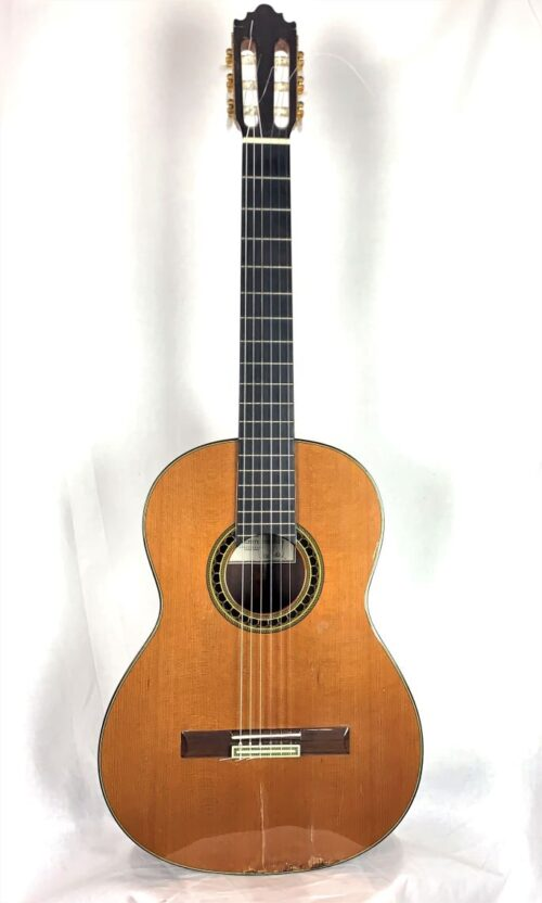 Vicente Carrillo India 1A Guitar