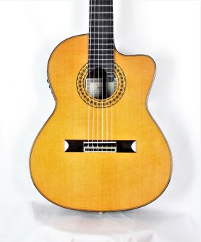 Francisco Esteve Requinto 6 Cut - Elect Fisherman Classica