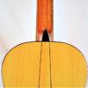 Francisco Esteve Alegria Flamenco Blanca Guitar - Close Up