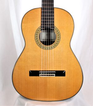Francisco Esteve 7SR Recital Guitar